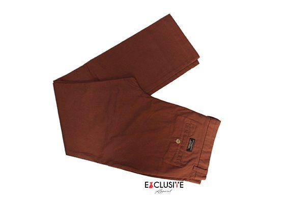 Banana Republic Men's Standard Fit Linen Blend Trouser Pants