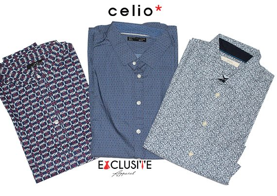 Celio Shirts
