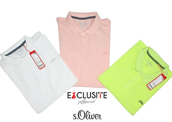 S. Oliver Polo Shirts