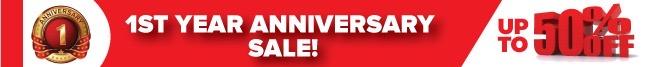 Anniversarry Sale